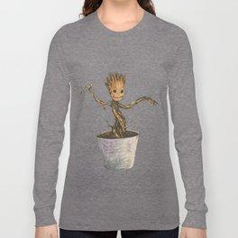 Baby Groot Long Sleeve T-shirt