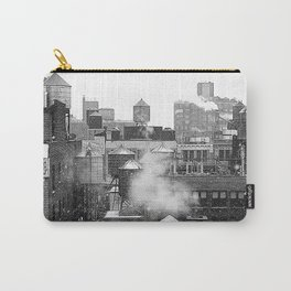 Water towers of the New York City. Carry-All Pouch