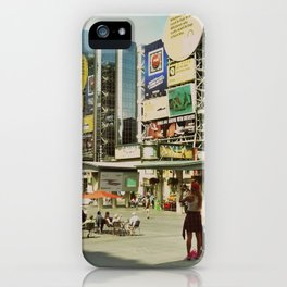 City Life iPhone Case