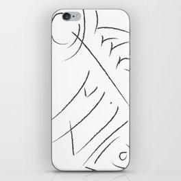 Out of Water iPhone Skin