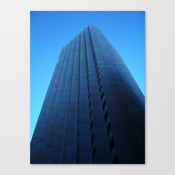 Scratching the Sky Canvas Print