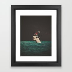 4 AM Framed Art Print