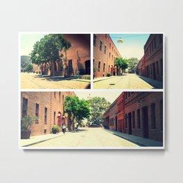Olvera Street Metal Print