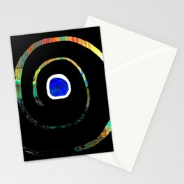 Spiral color Stationery Cards