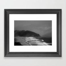California's Dust Framed Art Print