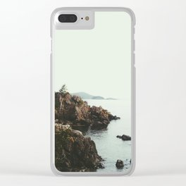 Rock Friends Clear iPhone Case