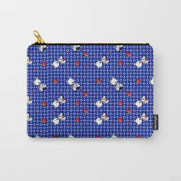KiniArt Westie Love Doctor Carry-All Pouch