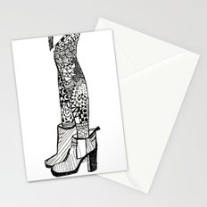 Doodle Boots Stationery Cards