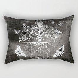 Awaken Persephone Rectangular Pillow