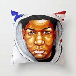 Trayvon Throw Pillow