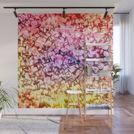 Pattern abstract I Wall Mural