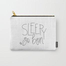 Sleepy Bean Carry-All Pouch