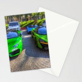 Dubai Supercars Stationery Cards