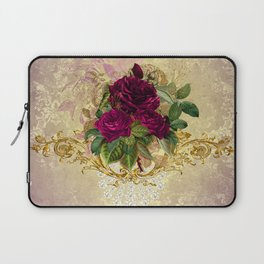 Decadent Velvet Rose Laptop Sleeve
