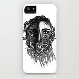 Angie iPhone Case