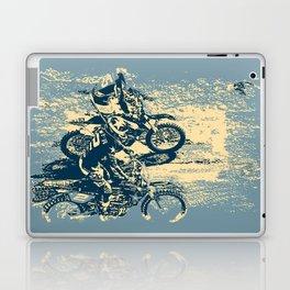Dirt Track - Motocross Racing Laptop & iPad Skin
