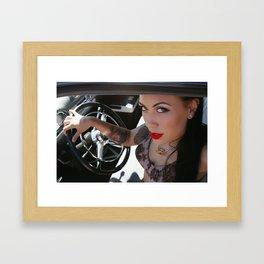 Ivy D'Muerta  Framed Art Print
