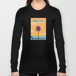 San Diego. Long Sleeve T-shirt