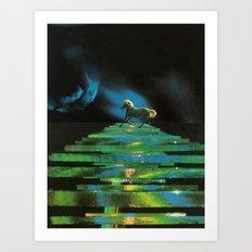 Equinox - Omni Challenge #2 Art Print
