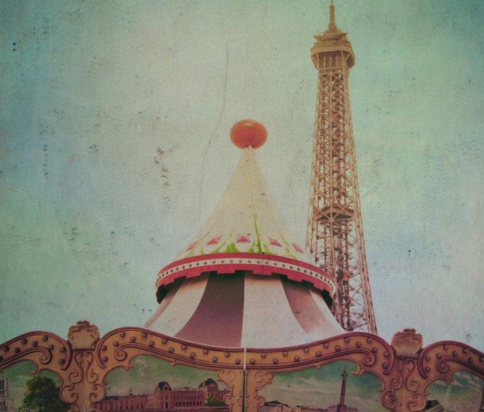 Bohemia of Paris Metal Travel Mug