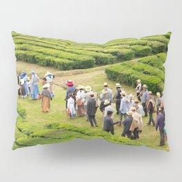Tea gardens Pillow Sham
