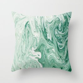 Abstract Painting X 7 Throw Pillow