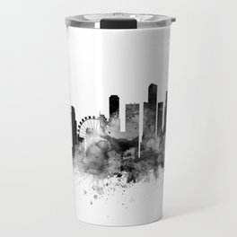 Singapore Skyline Travel Mug