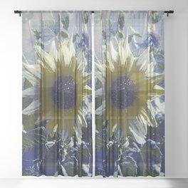 Sunshine on my Shoulder Sheer Curtain