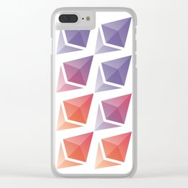 ETHEREUM Clear iPhone Case