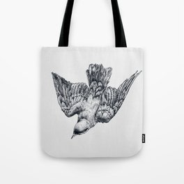 This bird is called a splendid starling Tote Bag