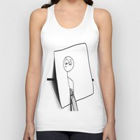 creativity Tank Tops featuring Creativity by ShaylahLeigh