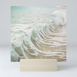 Sea Foam Mini Art Print