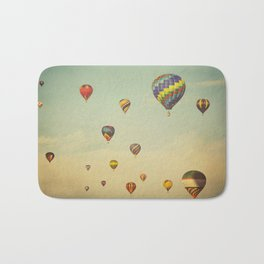 Floating in Space Bath Mat