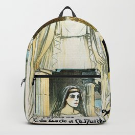 French opera ad Greek myth Helle 1896 Backpack