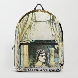 French opera ad Greek myth Helle 1896 Backpack