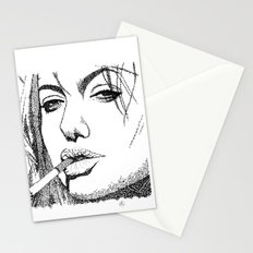Angelina Jolie Stationery Cards