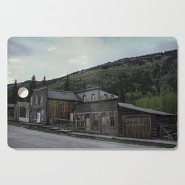 Ghost Town Cutting Board