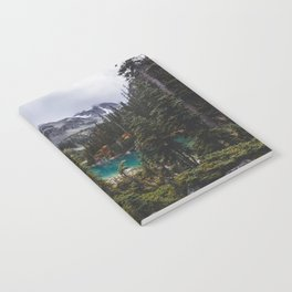 Joffre Lakes Notebook