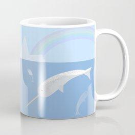 Narwhals Coffee Mug