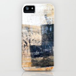 Accumulated Paint iPhone Case