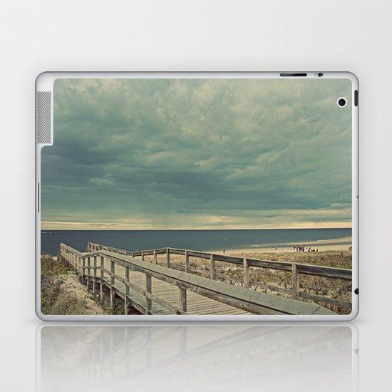 Nautica: Sidetracked Laptop & iPad Skin
