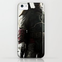 Fett iPhone Case