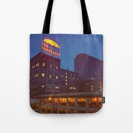 The Travelers Tote Bag