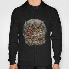 Zombie Owl Hoody