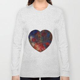 Passion Heart Long Sleeve T-shirt