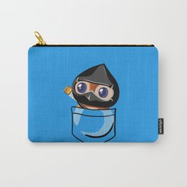Ninja Pepe! Carry-All Pouch