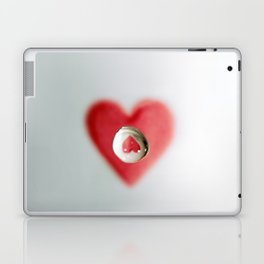 upside down Laptop & iPad Skin