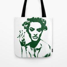 Smoke: Candice Swanepoel Tote Bag