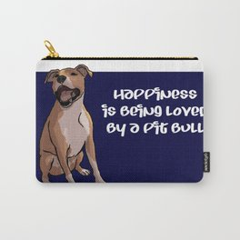 Love that Pit-Smile Carry-All Pouch