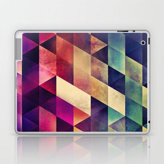yvyr yt Laptop & iPad Skin